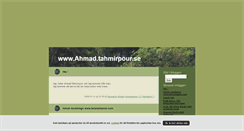 Preview of ahmadtahmirpour.blogg.se