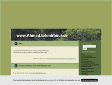 Tablet Preview of ahmadtahmirpour.blogg.se