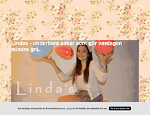 Tablet Preview of lindahallmanblogg.blogg.se