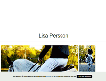 Tablet Preview of lisapersson.blogg.se